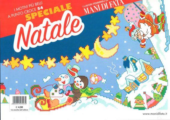 Mani Di Fata Speciale Natale 54 Tombolo E Disegni