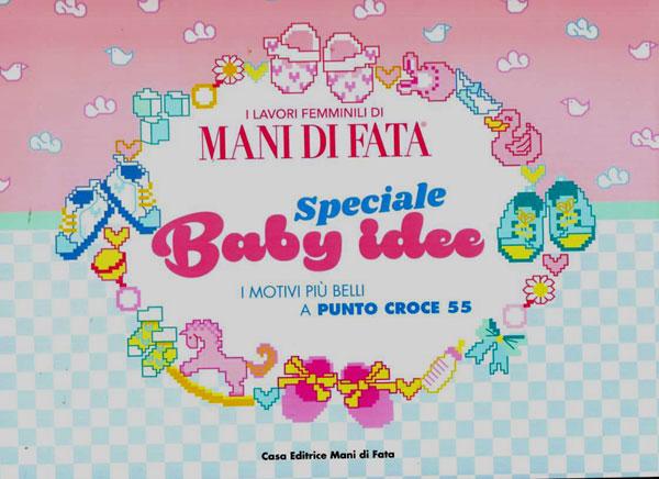 Speciale Baby Idee N55 Mani Di Fata Tombolo E Disegni