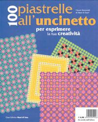100 Piastrelle Alluncinetto Tombolo E Disegni